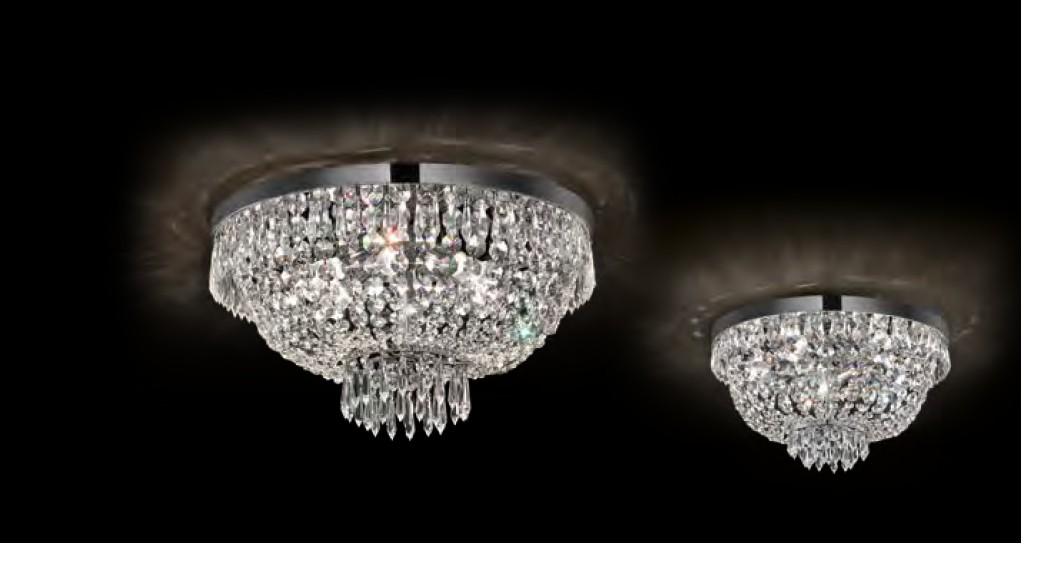 Plafoniere E Lampadari : Lampadari e plafoniere caesar fenice illuminazione