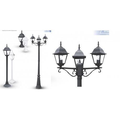 Lampione per esterni Roma