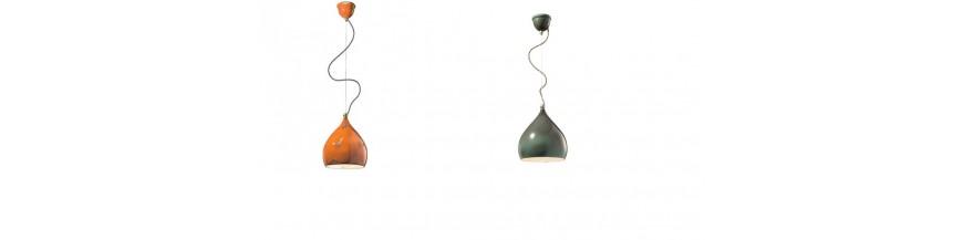 Sospensioni in ceramica